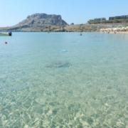 Agathi Beach Haraki rodi greece