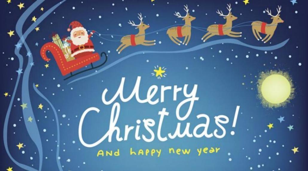 Merry Christmas >> Merry Christmas Bouganville Studios